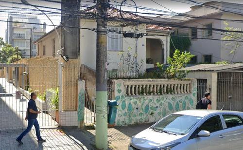 Terreno Para Venda No Bairro Sumarezinho Em São Paulo - Cod: Mi125873 - Mi125873