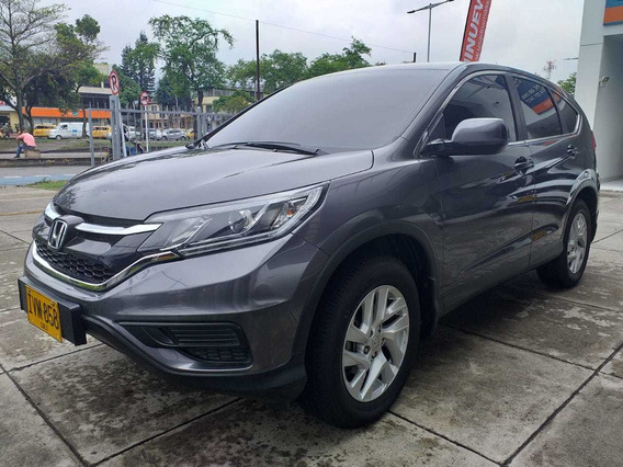Honda Crv City Plus 4x2 At 2016 - Seminuevo