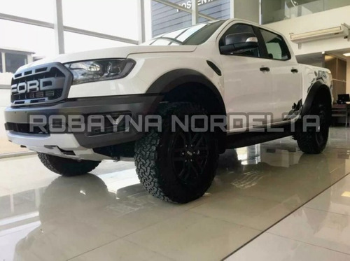 Ford Ranger Raptor 2.0l Biturbo Cabina Doble 4x4 2021
