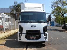 Cargo 1517 2012 Branco Semi Zero Baú Itália Caminhões