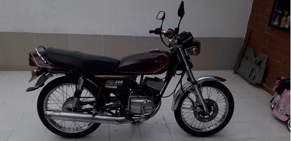 Rx 115 Vinotinto Modelo 97