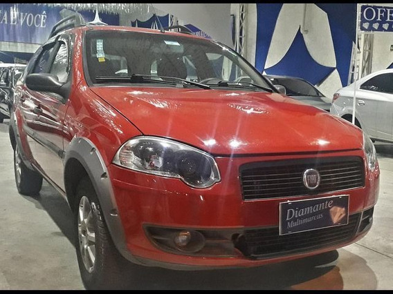 Fiat Palio Weekend 1.4 Mpi Trekking Weekend 8v 2009