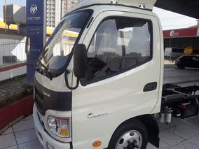 Foton Diesel 0km Cnh B Livre Circulação