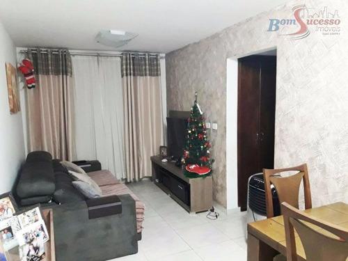 Imagem 1 de 15 de Apartamento Com 2 Dormitórios À Venda, 53 M² Por R$ 245.000,00 - Aricanduva - São Paulo/sp - Ap1460