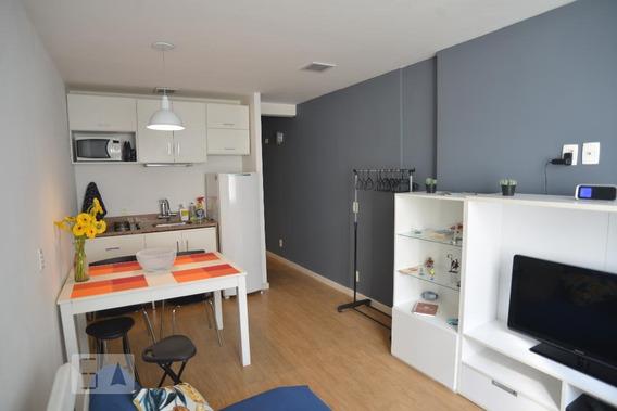 Apartamento Para Aluguel - Botafogo, 1 Quarto, 21 - 892971835