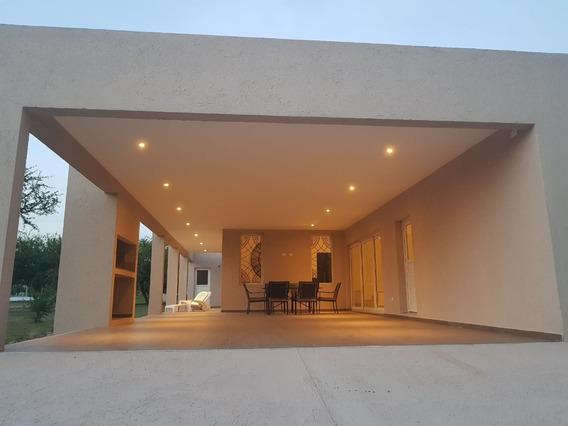 Casa En Causana, 3 Dorm, Pileta. Villa Carlos Paz