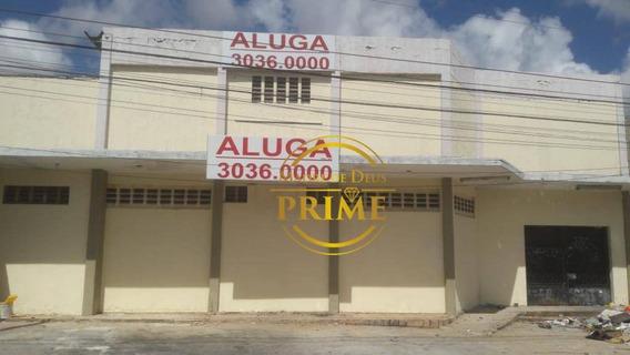 Prédio Comercial Para Locação, Jardim América, Fortaleza. - Te0146
