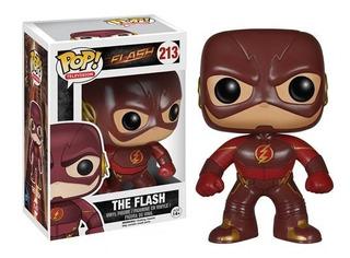 Funko Pop Television #213 Flash Serie The Flash Nortoys