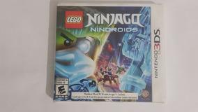 Lego Ninja Go Nindroids 3ds Nintendo