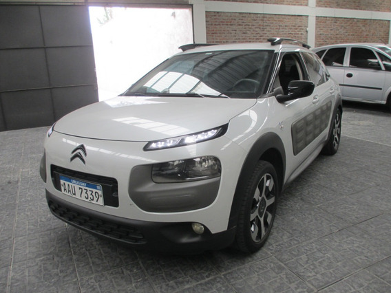 Citroen C4 Cactus 1200 Turbo Full Exelente Pto Y/o Financio