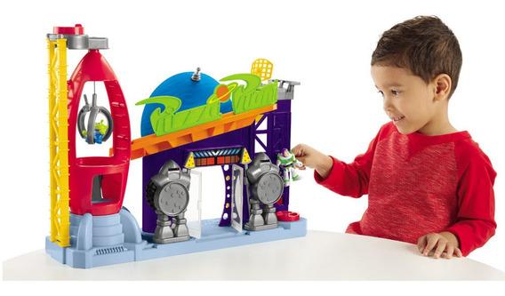 Playset 41 Cm E Mini Figuras - Imaginext - Disney - Toy Stor