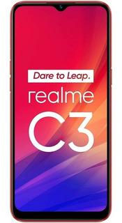 Smartphone Realme C3 Dual Sim 6.5 3gb/64gb Vermelho