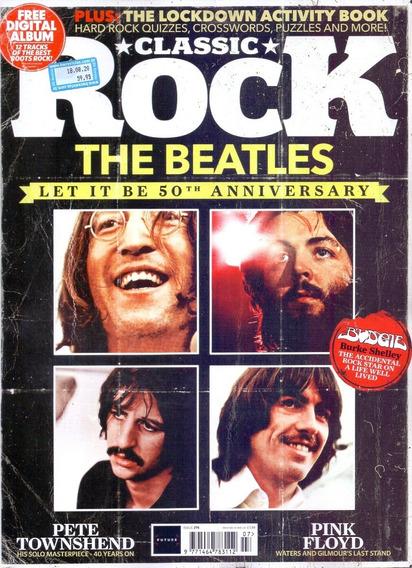 Classic Rock - 2020/07 - The Beatles / Pete Townshend