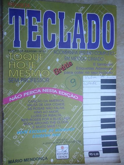 Revista - Teclado Edição De Junlho/95 - 09 Dehon -