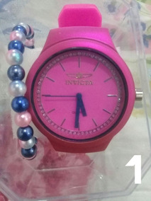 Relógio adidas Feminino Cores + Pulseira + Cx De Acrilico