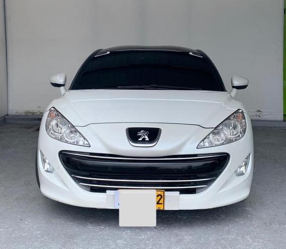 Vendo O Permuto Peugeot Rcz Modelo 2011 Excelente Estado