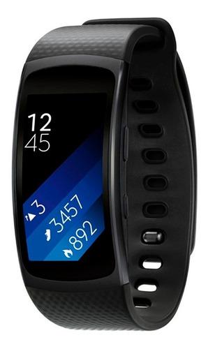 Samsung Gear Fit 2 Fit2 Sm-r360 Galaxy Smartwatch Negro