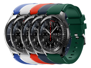 05 Pulseiras Samsung Gear S3 Classic Frontier Galaxy Watch