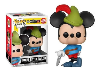 Funko Pop Mickey Brave Little Tailor 429 Figura Original Edu