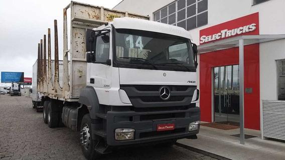 Mercedes-benz Axor 3344 Chassi - Selectrucks