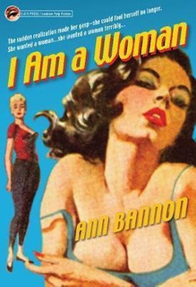 I Am A Woman - Ann Bannon (paperback)