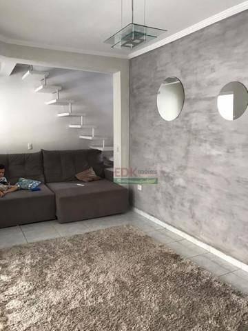 Casa Com 3 Dormitórios À Venda Por R$ 308.000 - Vila Das Flores - São José Dos Campos/sp - Ca4779