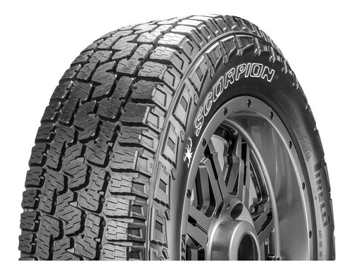 Neumático Pirelli 265/70 R16 112t Scorpion All Terrain Plus
