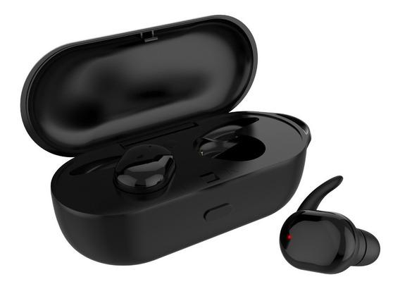 Fone De Ouvido Estéreo Sem Fio Tws-01 Bluetooth 5.0 Portátil