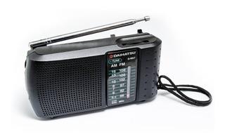 Radio D-rk7 Daihatsu Am/fm A Pila
