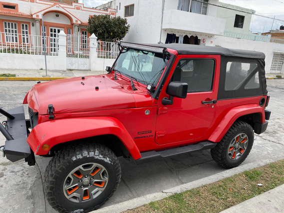 Jeep Wrangler 3.6 Unlimited Sport V6 4x4 At 2015