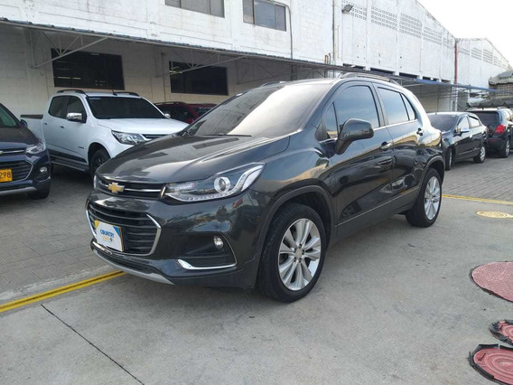 Chevrolet Tracker 2017 Automatica 4x4