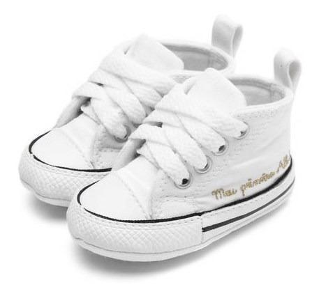 Tênis Converse Infantil My First All Star Ck0440
