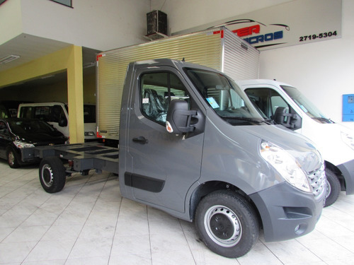 Renault Master Chassi 2021 0 Km
