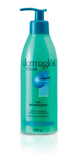 Dermaglos Gel Refrescante Post Solar X 300g