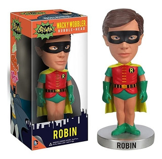 Wacky Wobbler Robin Tv Series 1966 Funko Original Replay