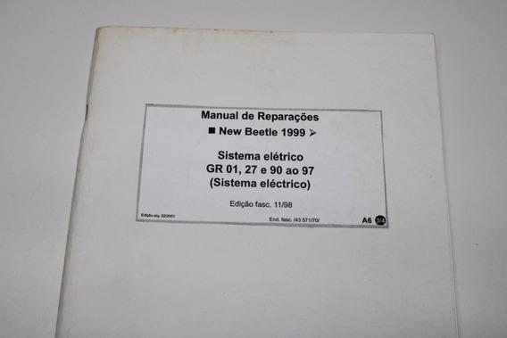 Manual New Beetle Sistema Sistema Eletrico Grupos 01 27 90