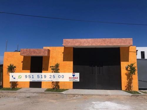 Bonita Casa En Venta En Tlacolula De Matamoros