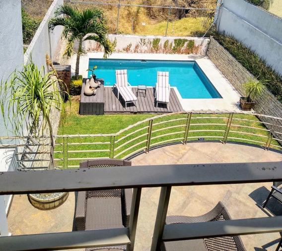 Casa En Venta Cerca De Club De Golf Tabachines Cuernavaca
