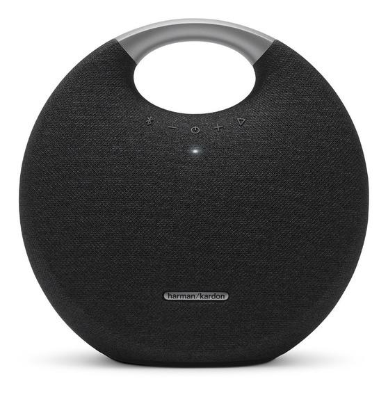 Caixa Som Harman Kardon Onyx Studio 5 50w Preto Bluetooth