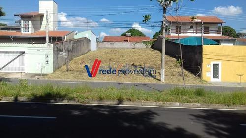 Imagem 1 de 2 de Terreno À Venda Em Loteamento Alphaville Campinas - Te228801