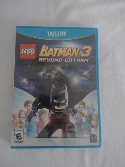 Lego Batman 3 Beyond Gotham - Nintendo Wii U - Lacrado