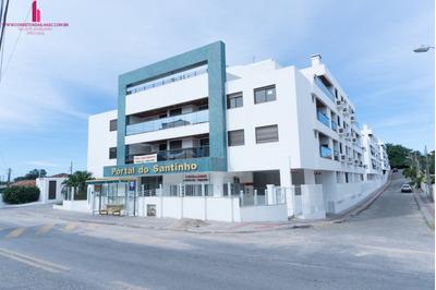 Apartamento A Venda No Bairro Ingleses Do Rio Vermelho Em - Ap997-1