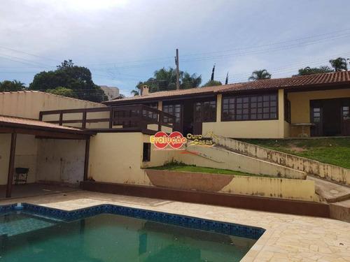 Imagem 1 de 29 de Chácara - Morada Dos Pássaros - Ch0687