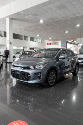 All New Rio Hatchback 1.4