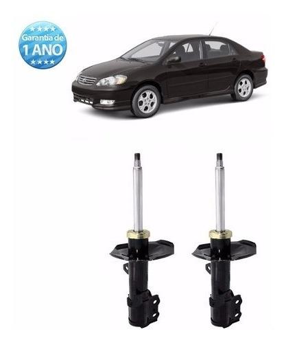 02 Amortecedor Dianteiro Corolla 2003 2004 2005 2006 2007 08