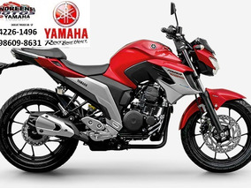 Yamaha - Nova Fz25 Fazer 250 Abs - 2020 Sem Entrada