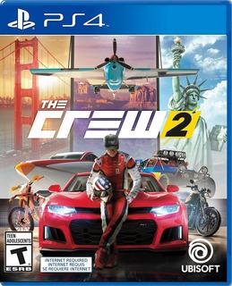 The Crew 2 Ps4 Nuevo Disponible