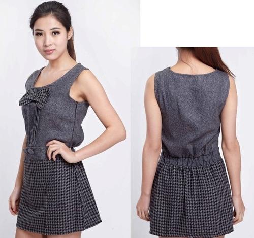 Imagen 1 de 4 de Vestido Talla Xs Abrigador Nuevo Importado En Stock