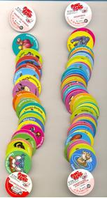 *sll* Coleção Tazo Ping Pong Animais Em Extinção Completo
