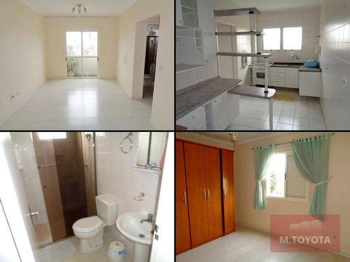 Imagem 1 de 26 de Apartamento Com 2 Dormitórios À Venda, 75 M² Por R$ 310.000,00 - Vila Galvão - Guarulhos/sp - Ap0099